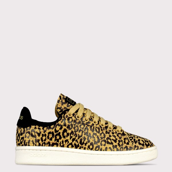 Tênis Adidas Advantage Leopard II W - Animal Print