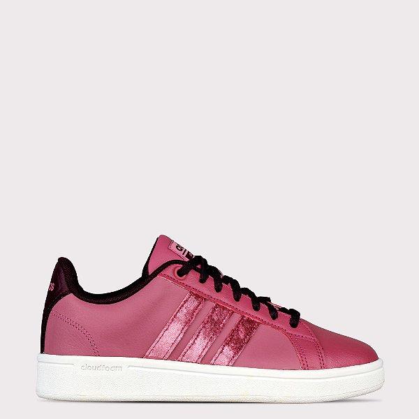 Tênis Adidas CF Advantage - Rosa Velho