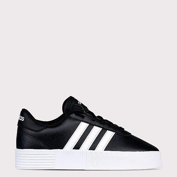 Tênis Adidas Court Bold - Preto
