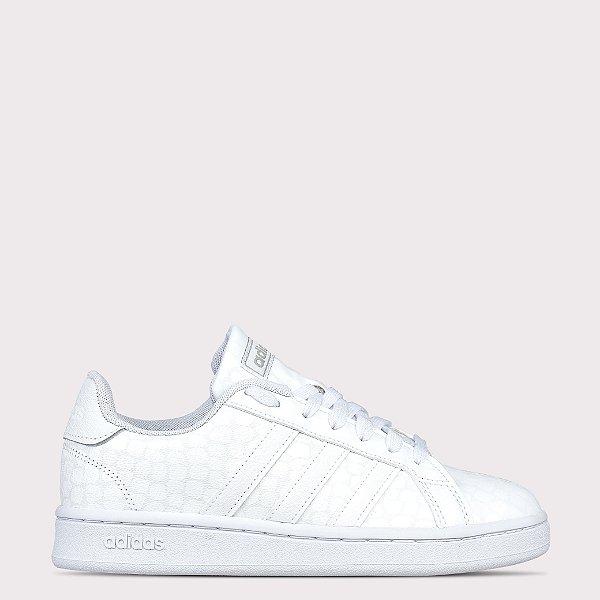 Tênis Adidas Grand Court - Branco