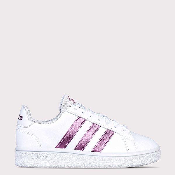 Tênis Adidas Grand Court Base - Branco