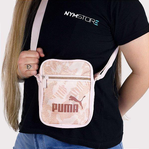 Bag Puma Core Up - Rosa