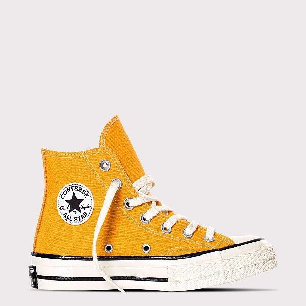 Tênis Converse Chuck 70 - Ouro/Branco