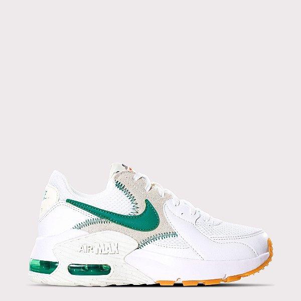 Tênis Nike Air Max Excee S50 - Branco/Verde