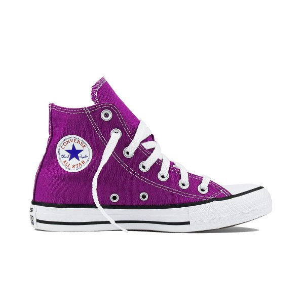 Tênis Converse All Star Cano Alto Chuck Taylor - Violeta