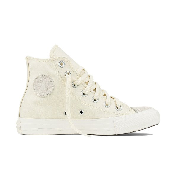 983dd5216 Tênis Converse All Star Cano Alto Chuck Taylor Bege - NYM STORE ...