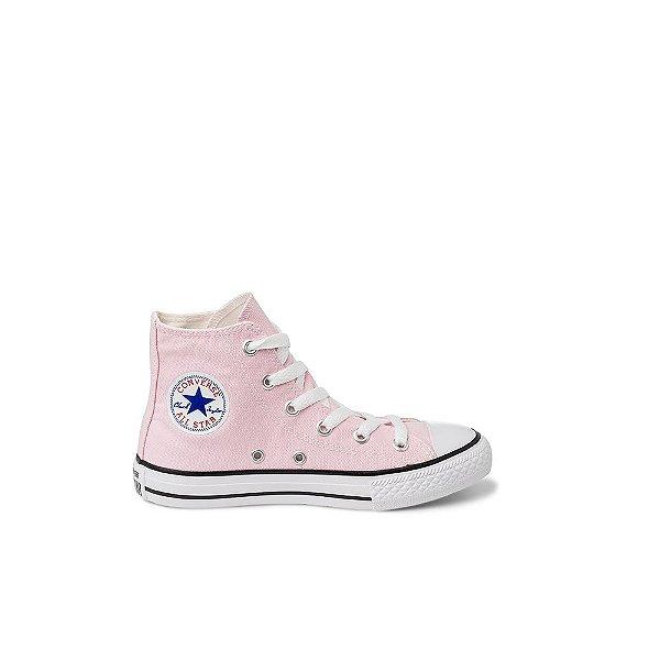 Tênis Converse Kids All Star Cano Alto Chuck Taylor - Cerejeira