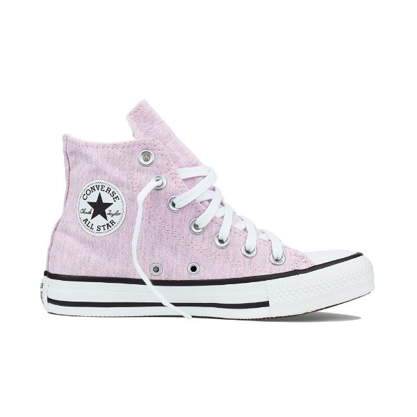 Tênis Converse All Star Cano Alto Chuck Taylor - Rosa Papaya