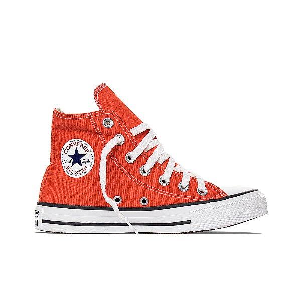 Tênis Converse All Star Chuck Taylor Hi - Fogo