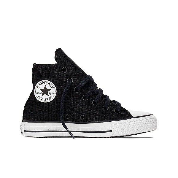 Tênis Converse All Star Chuck Taylor Not Alone Hi - Preto