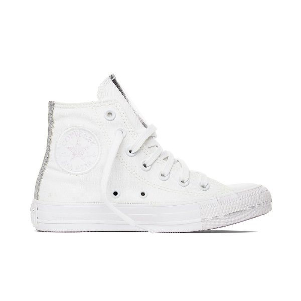 Tênis Converse All Star Chuck Taylor Hi - Branco/Iridescente