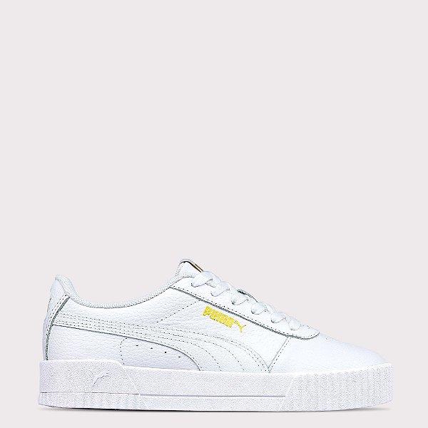 Tênis Puma Carina Lux L - White