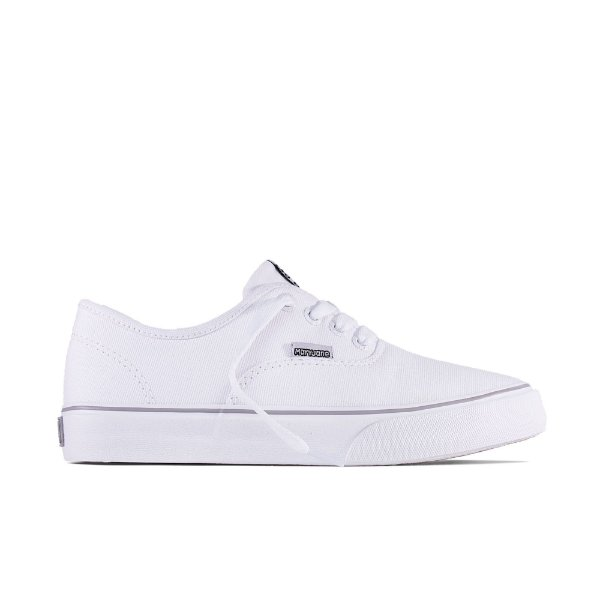 Tênis Mary Jane Venice Feminino - White