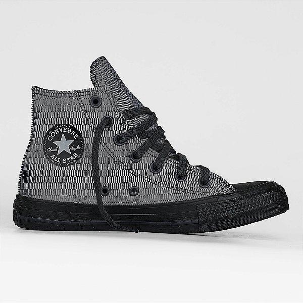 Tênis Converse All Star Chuck Taylor Hi - Noturno/Preto