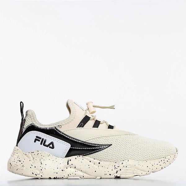 Tênis Fila V.Track Feminino - Bege