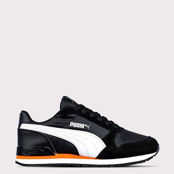 Tenis Puma ST Runner V2 NL - Black/White
