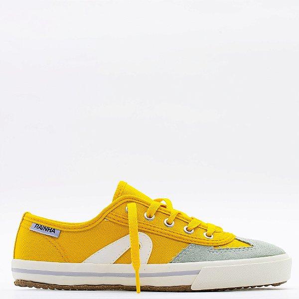 Tênis Rainha Vl 2500 Eco - Amarelo