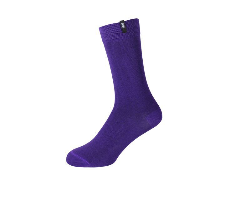 Meia Altai Colors - Violeta