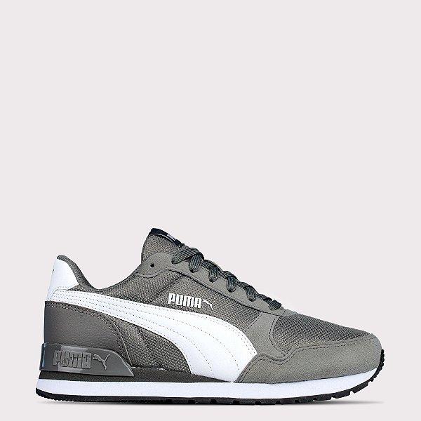Tênis Puma ST Runner V2 Mesh BDP - Charcoal Gray