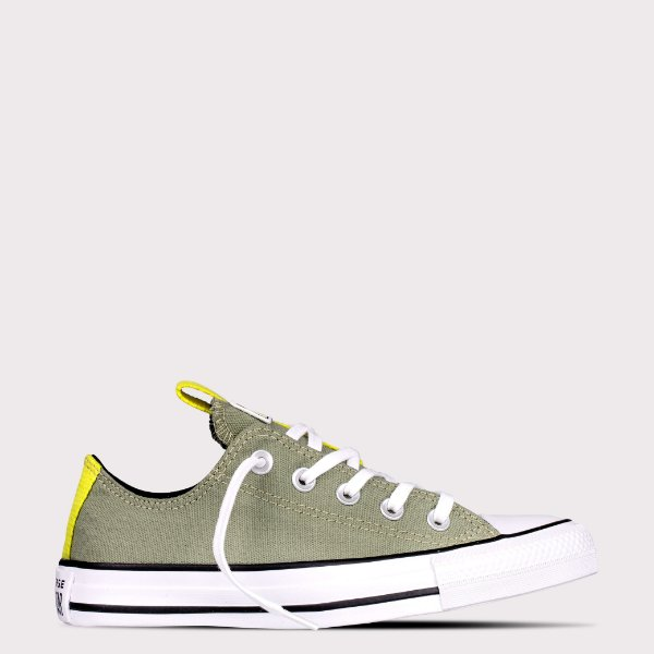 Tênis Converse All Star Chuck Taylor Ox - Verde Campestre