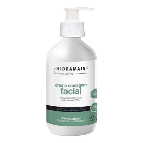 Creme Drenagem Facial 500ml Hidramais