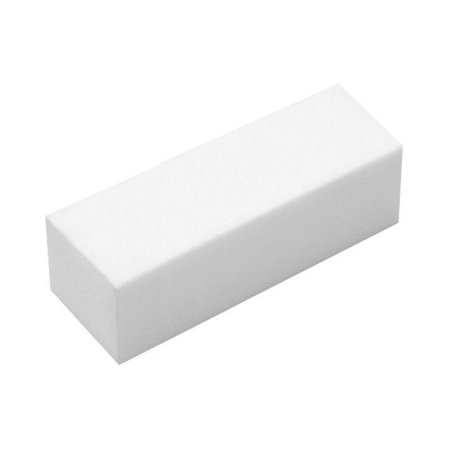 Lixa Cubo Branca Para Acabamento Para Unhas Santa Clara