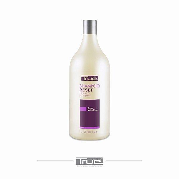 Shampoo Hidratação e Limpeza True Reset 1L