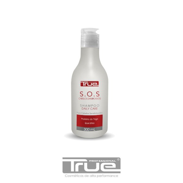 Shampoo Daily Care S.O.S cabelos danificados 300ml