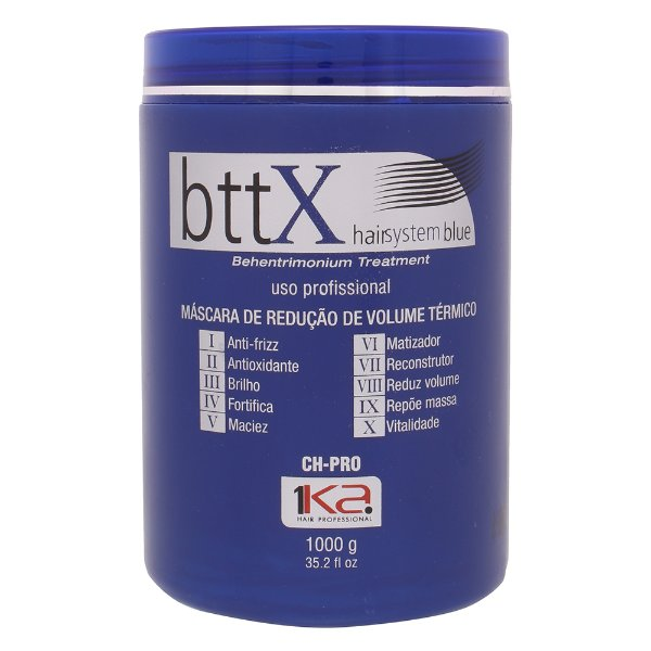 1ka Botox Capilar Matizador Desamarelador Bttx Blue 1kg
