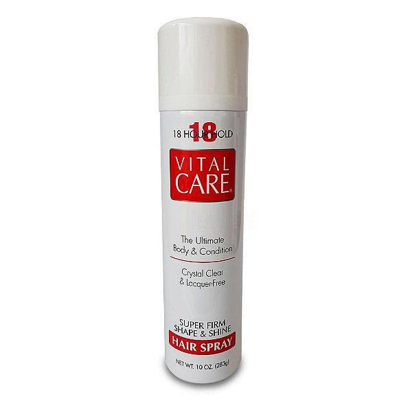 Vital Care Hair Spray 18 Hours Hold 283g