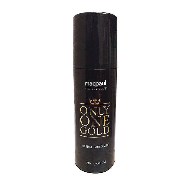 Mac Paul Only One Gold 10 Em 1 Reparador Absoluto 200ml