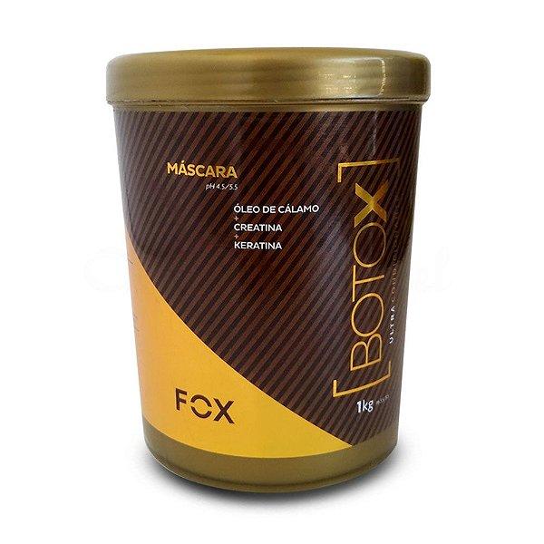 Fox Botox Máscara Ultra Condicionante 1kg