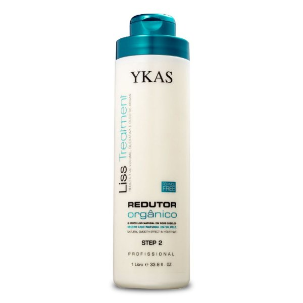 YKAS Liss Treatment Redutor Orgânico Passo 2 1000ml