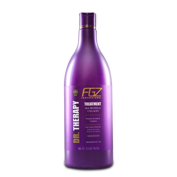 FGZ FOGAZZA DR THERAPY ESCOVA PROGRESSIVA ENZIMÁTICA 1000ML