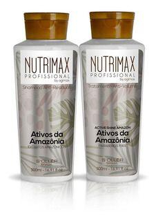 Soller Kit Nutrimax Ativos Da Amazônia Redutor De Volume 2x5000ml