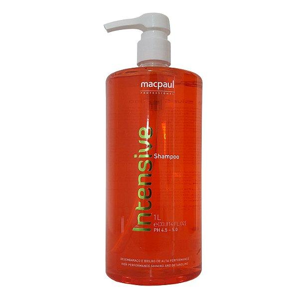 Mac Paul Intensive Shampoo Lavatório 1000ml