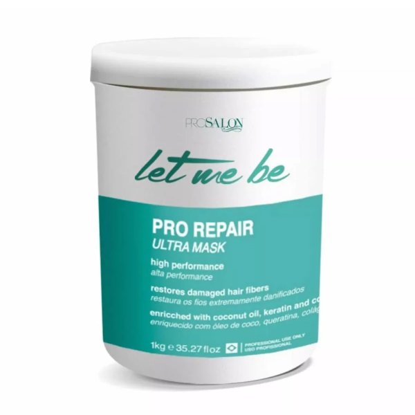Let Me Be - Btox Sem Formol Pro Repair Ultra Mask (1000g)