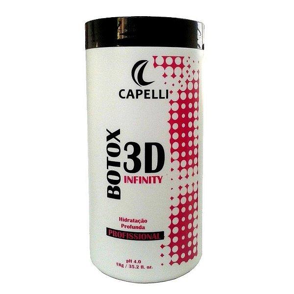 Capelli Botox 3d - 1kg