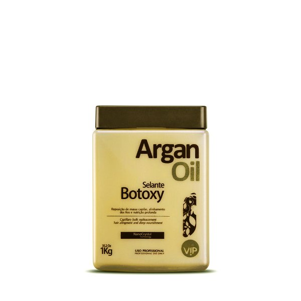 New Vip Argan Oil Selante Botoxy