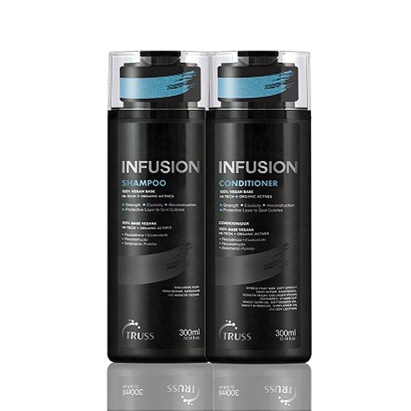 Truss Infusion Shampoo + Condicionador 2x300ml