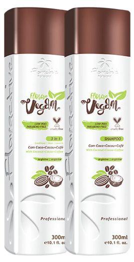 3 Em 1 Flora Vegan - Floractive