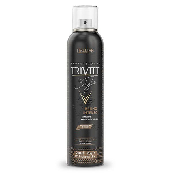 Brilho Intenso Trivitt Style 200ml