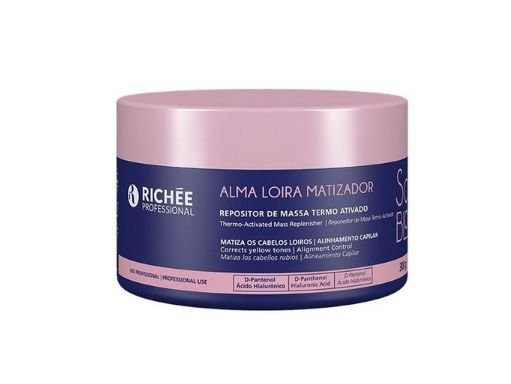 Richée Soul Blond Repositor de Massa Btx 300g