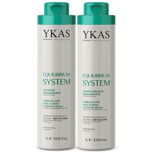 Ykas Equilibrium System Kit Profissional 2x1000