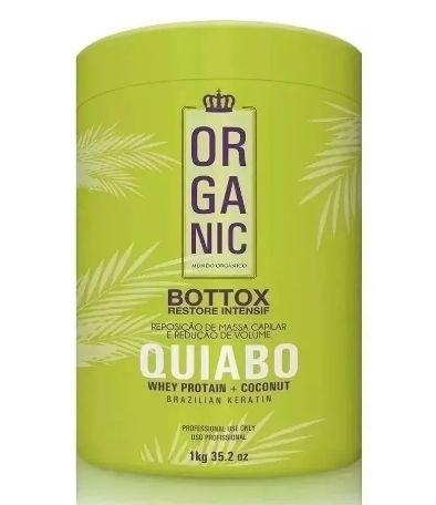 Botox Quiabo Organic 1 Kg