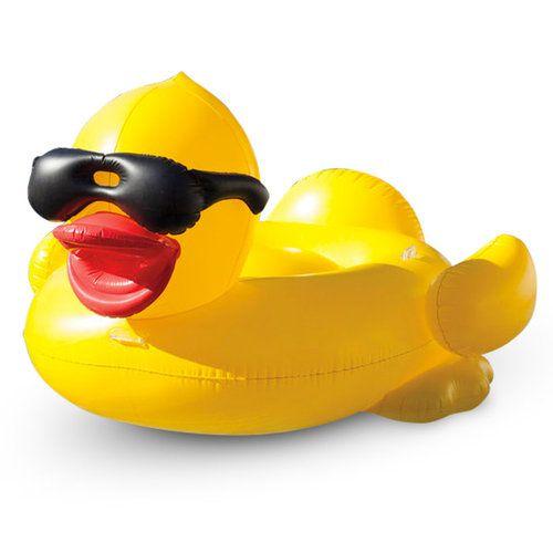 Boia Pato Gigante de Óculos