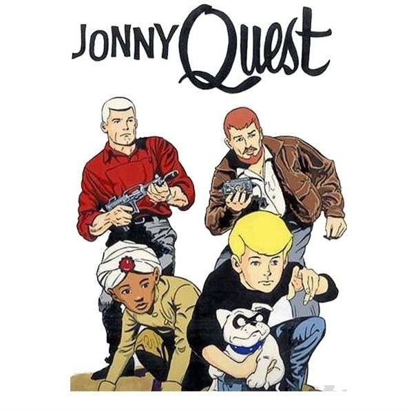 Camisetas - Jonny quest