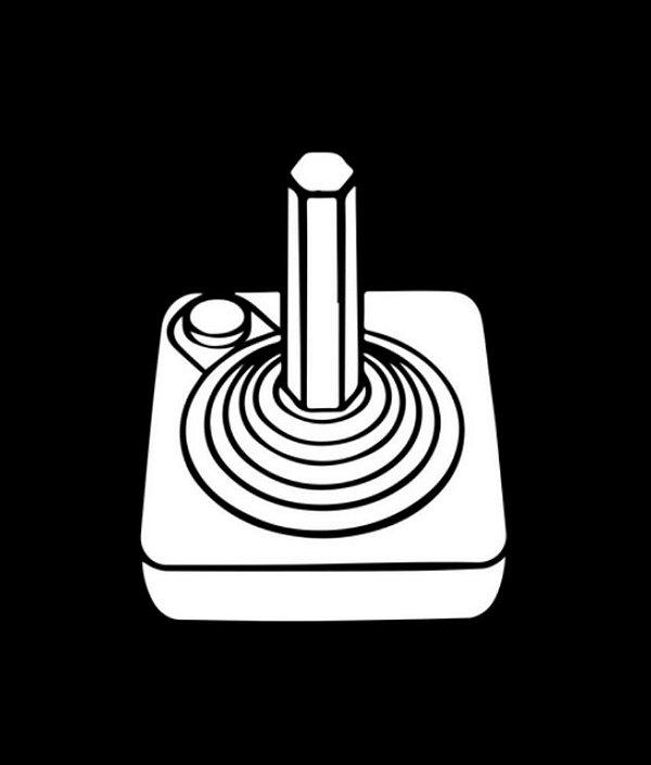 Camiseta Controle Atari