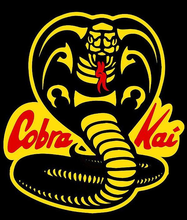 Camiseta Cobra Kai Cobra