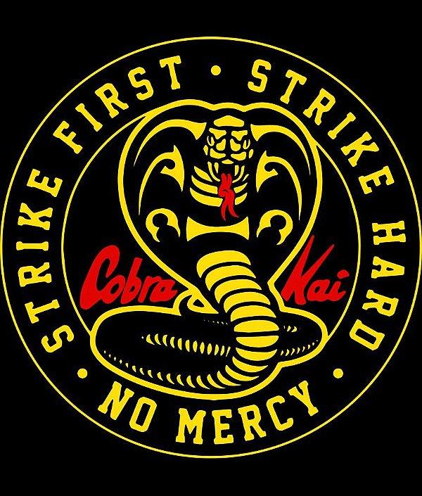 Camiseta Cobra Kai First - Infantil